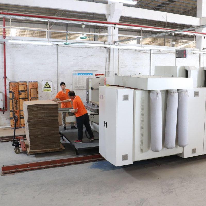 Flexo Printing Outer / Master Carton Production Line
