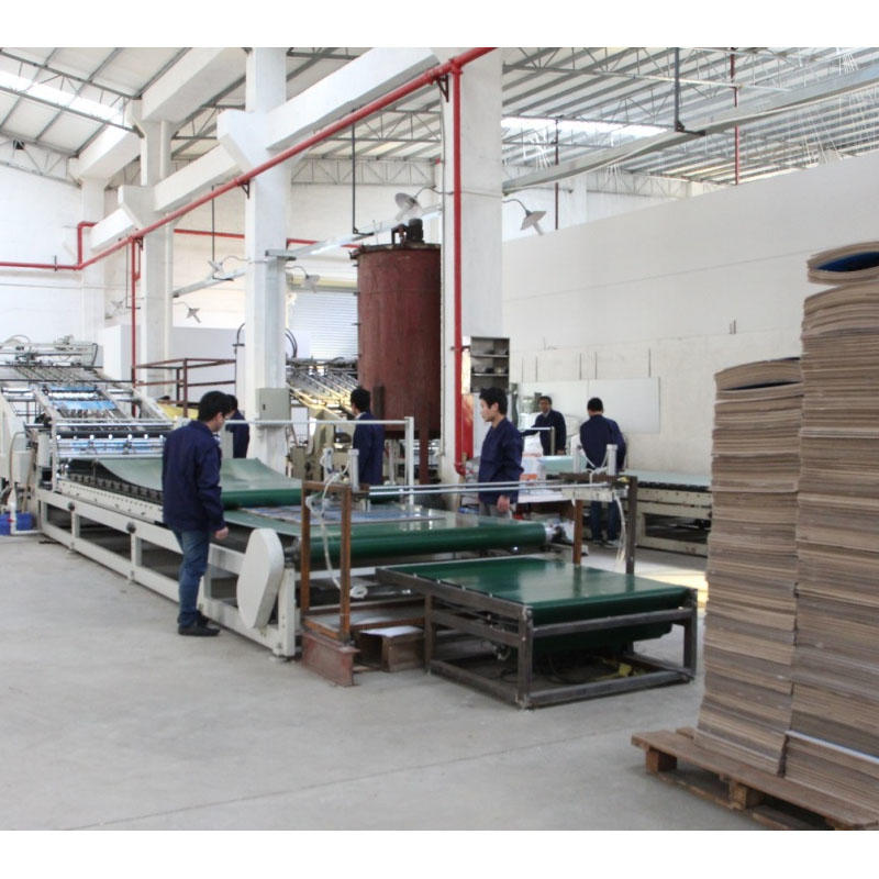 Automatic Cardboard laminating machine