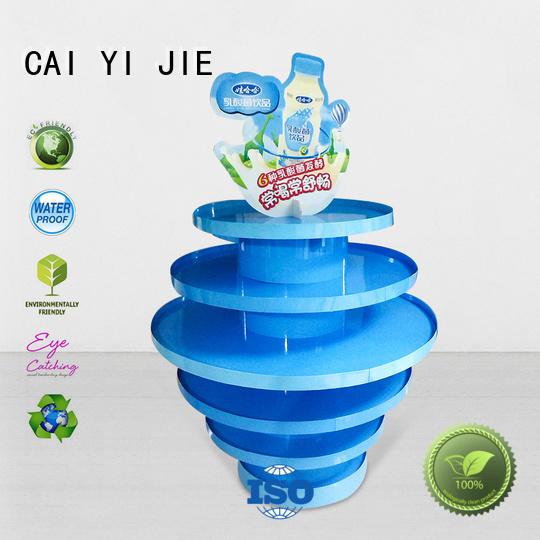 cardboard pallet display carton cardboard CAI YI JIE Brand