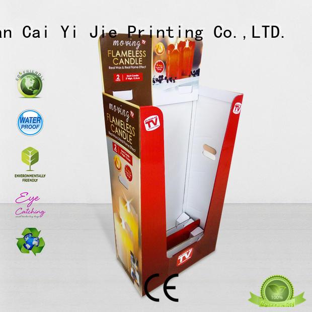 hot-sale dumpbin dumpbin for commodities CAI YI JIE