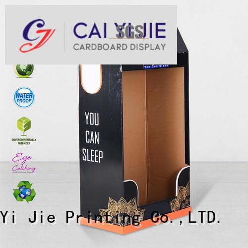 cardboard greeting card display stand display printed large stores