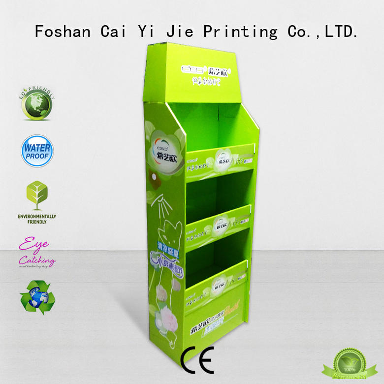 cardboard pallet display install Bulk Buy cardboard CAI YI JIE