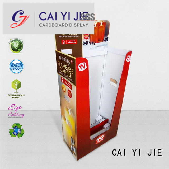 CAI YI JIE Brand removable color commodities dumpbin