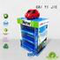advertising cardboard pallet display cardboard display for shop CAI YI JIE