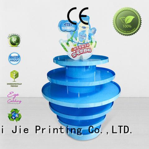 fsdu pallet cardboard clip for shop CAI YI JIE