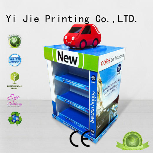 CAI YI JIE pallet display for chain store