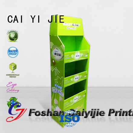 CAI YI JIE pallet cardboard woolworths for chain store