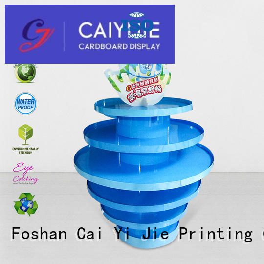cardboard pallet boxes with lids carton for chain store CAI YI JIE