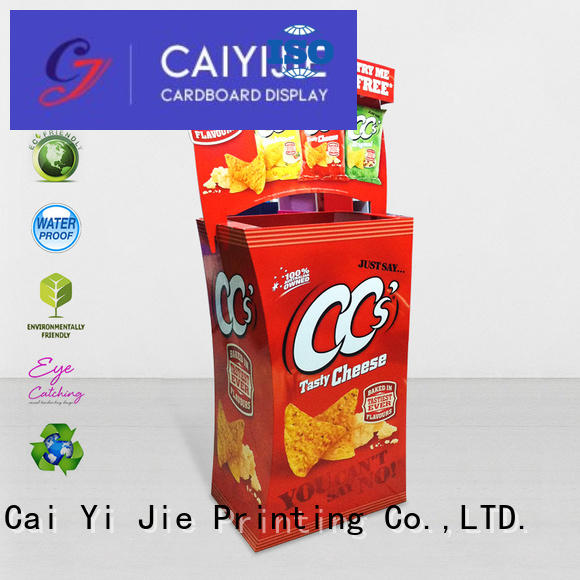 CAI YI JIE removable cardboard bins for sale daily