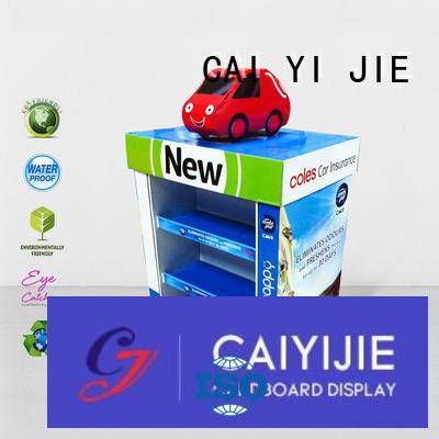 cardboard pallet display plastic racks easy pallet display manufacture