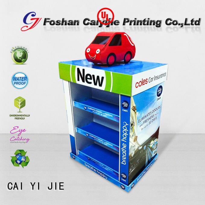 cardboard pallet display sales easy product pallet display manufacture