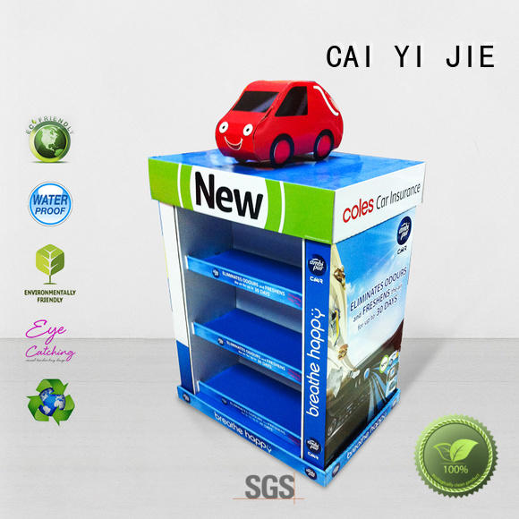 pallet sales stores pallet display cardboard CAI YI JIE Brand
