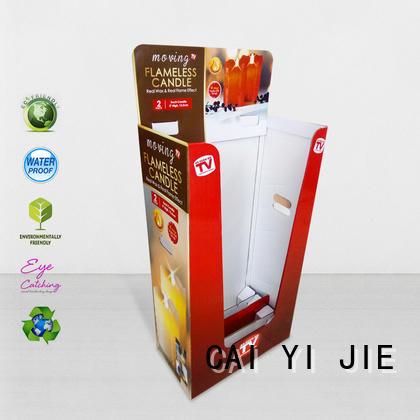 on-sale cardboard bin boxes header CAI YI JIE