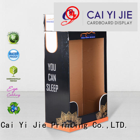 cardboard greeting card display stand super stands stairglossy CAI YI JIE