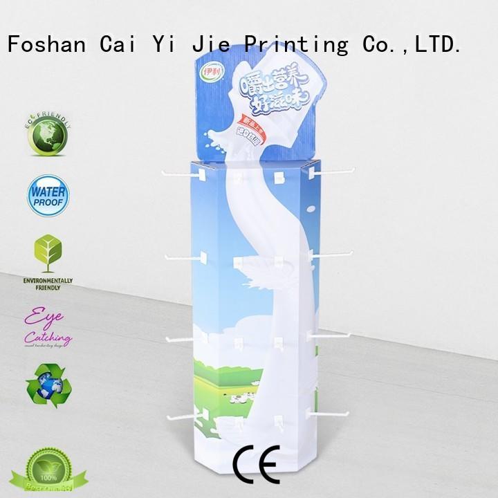 CAI YI JIE cheap price power wing display