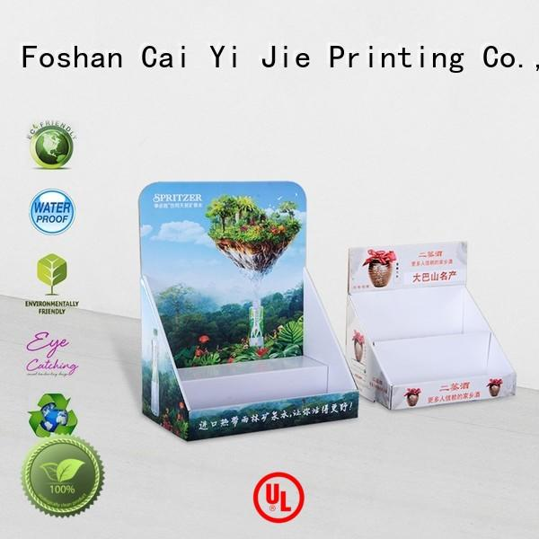 promotional cardboard display boxes stands boxes for products