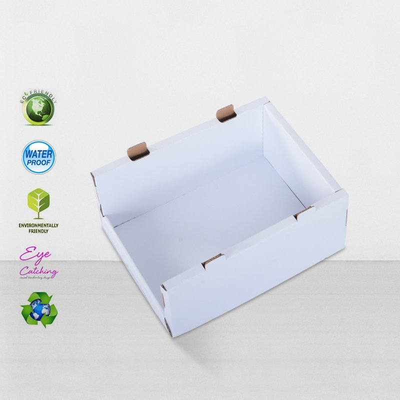 CAI YI JIE Corrugated Carton Display For Advertising Promoting Cardboard Pallet Display image13