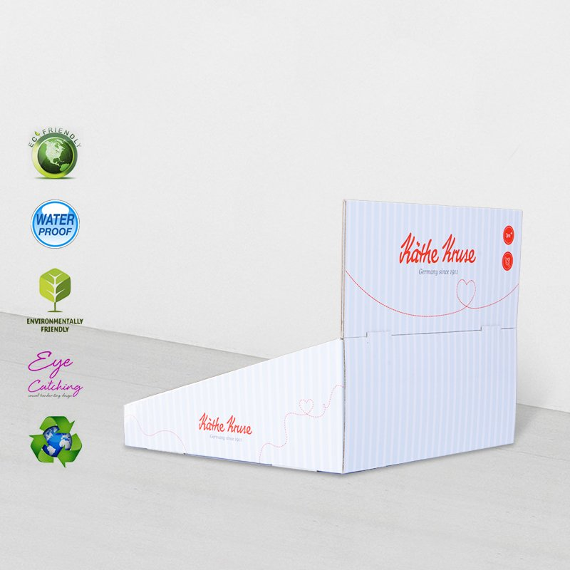 CAI YI JIE Cardboard Counter Display Boxes For Supermarkets Promotional Cardboard PDQ image41