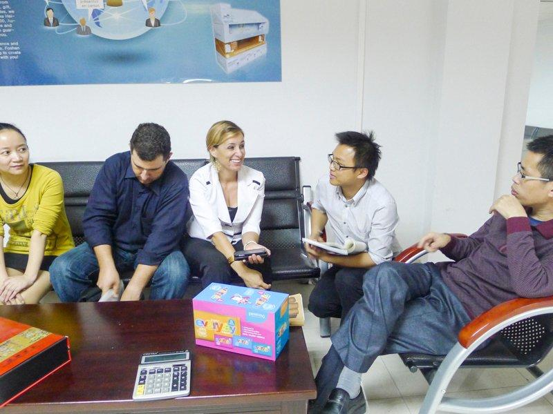 Brazil Customer Buy Ready box For Children / Kids Toy