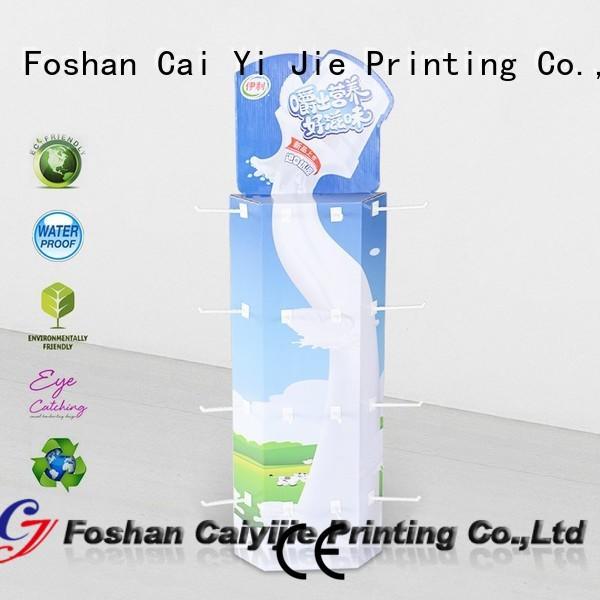 CAI YI JIE power wing display manufacturer for marketing