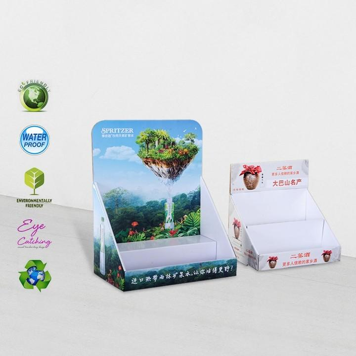CAI YI JIE grocery display packaging boxes universal for products