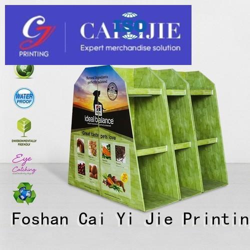 cardboard pallets uk fsdu for shop CAI YI JIE