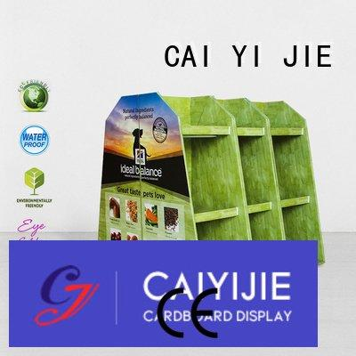 stores pallet display stands mobile CAI YI JIE
