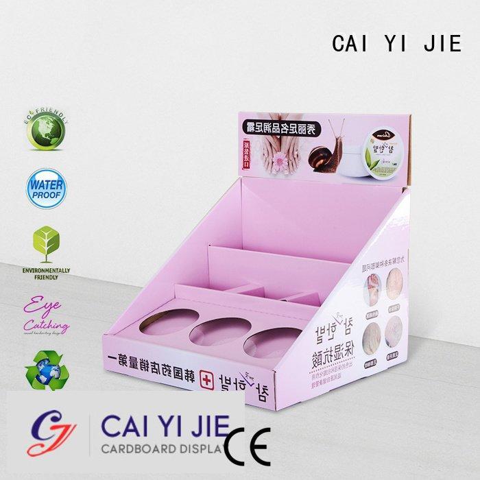 custom cardboard counter displays cardboard cardboard display boxes boxes CAI YI JIE