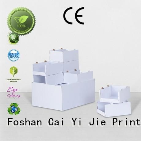 square corrugated cardboard pallets pallet stands for chain store