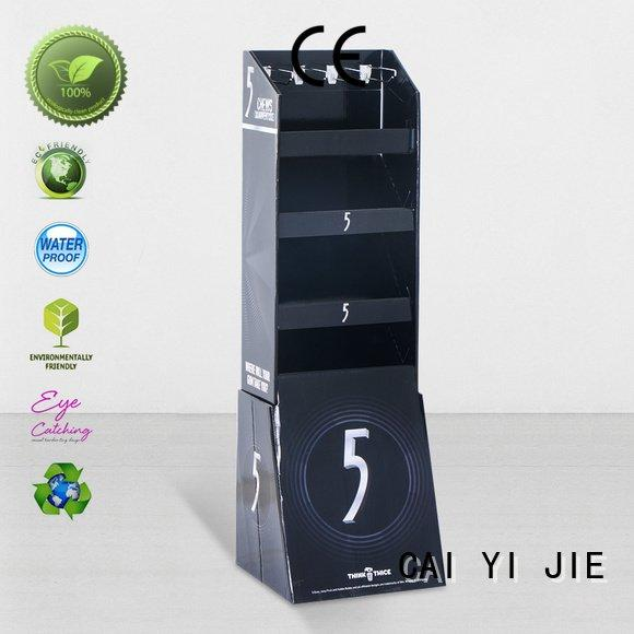 OEM counter hook display stand display full stands hook display stand
