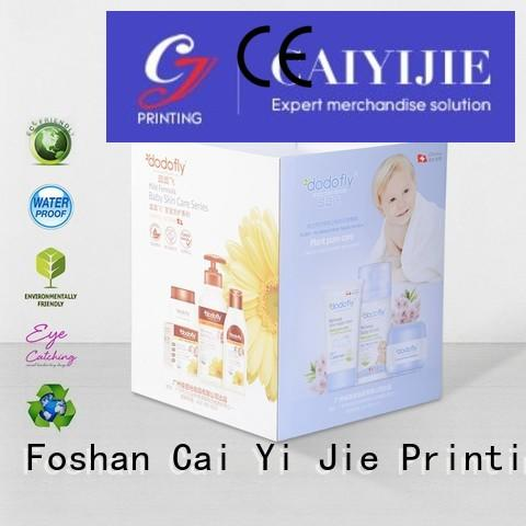 Quality CAI YI JIE Brand color dumpbin