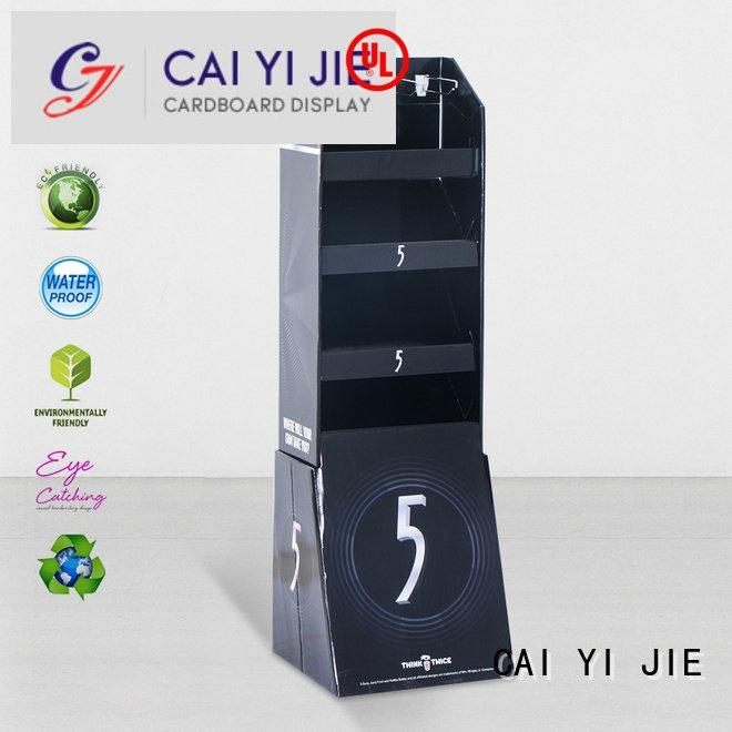 full sale CAI YI JIE counter hook display stand