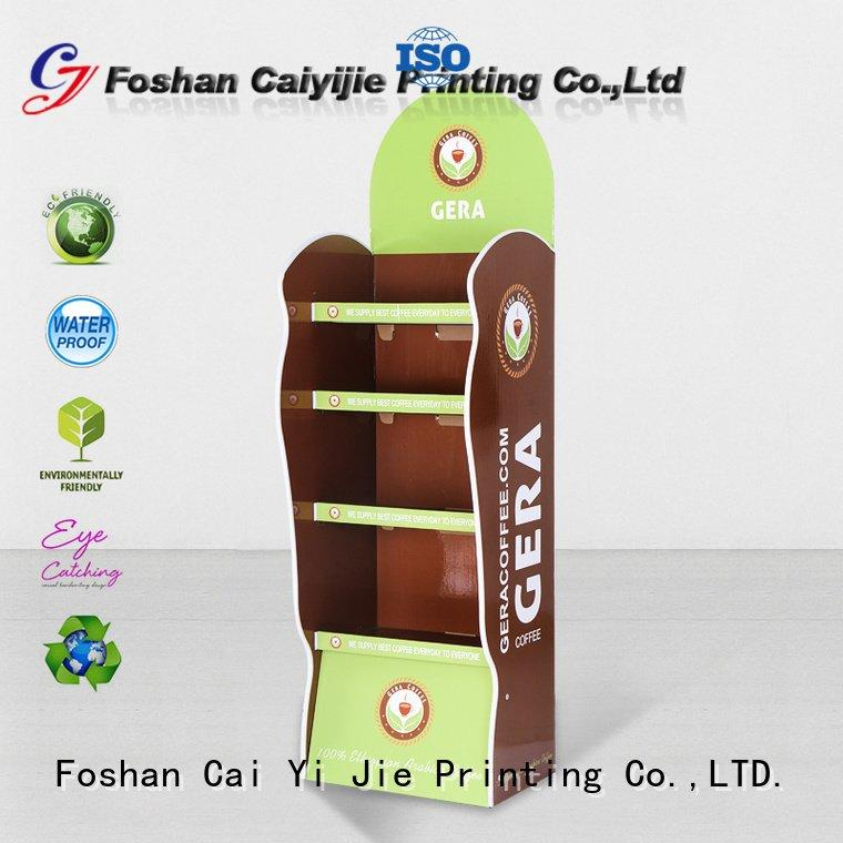 stand products cardboard stand stiand CAI YI JIE