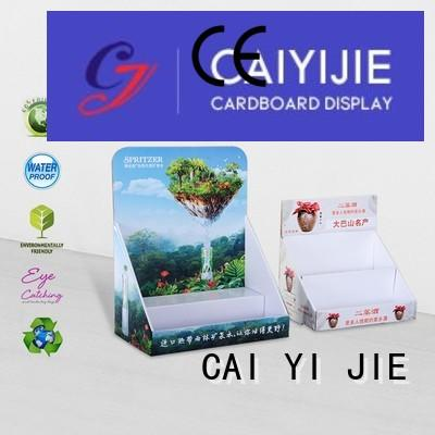 grocery pos display box factory price for stores