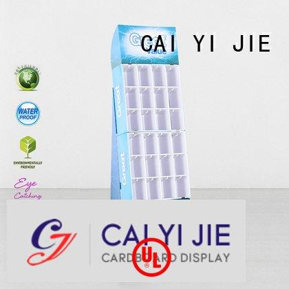 Custom hook display stand full step display CAI YI JIE