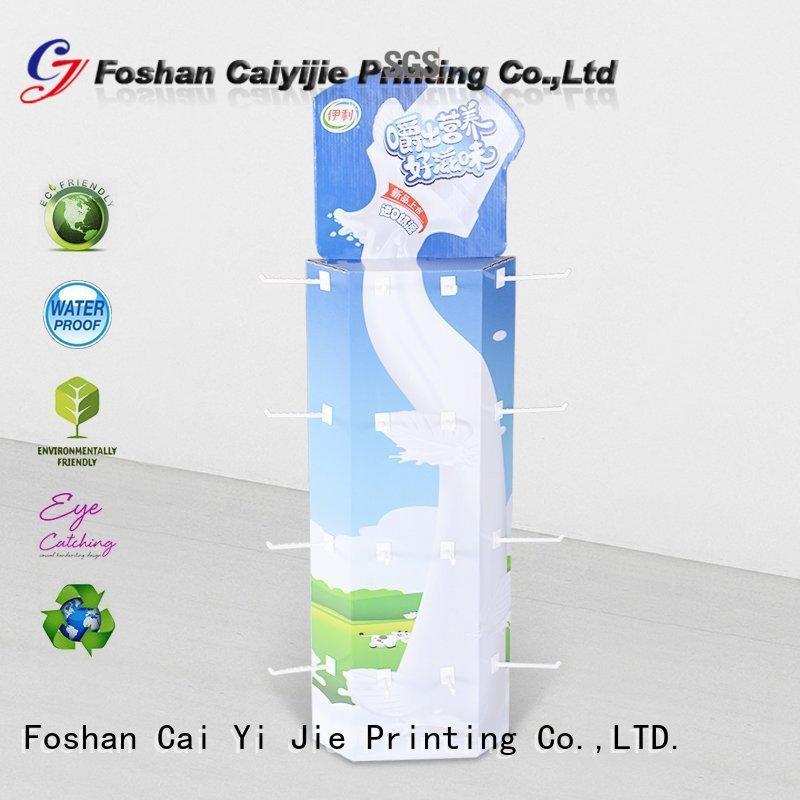 CAI YI JIE custom sidekick display order now for stores
