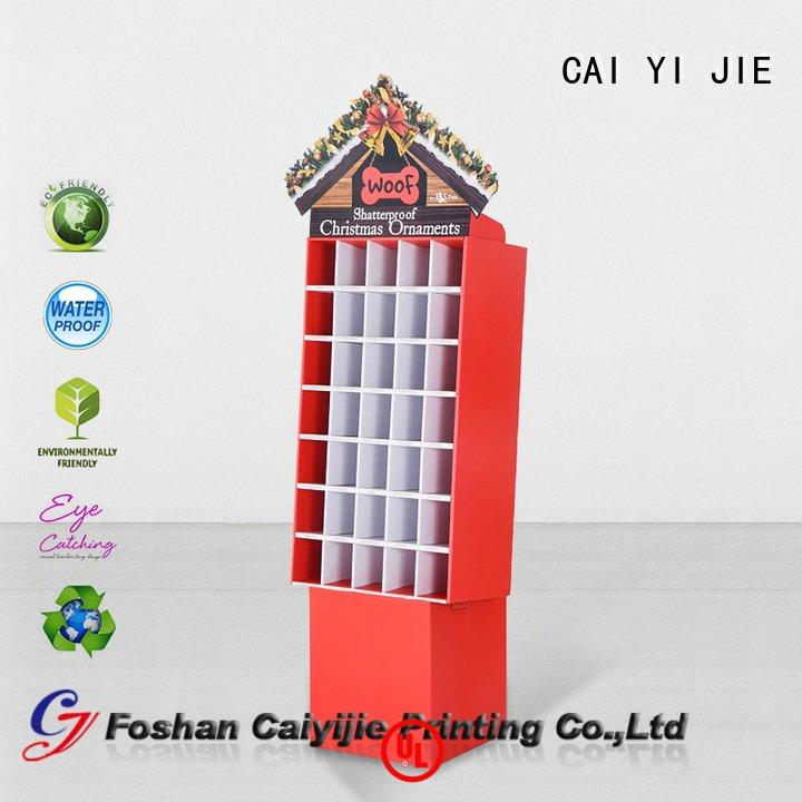 CAI YI JIE cardboard stand cardboard stand products stainless