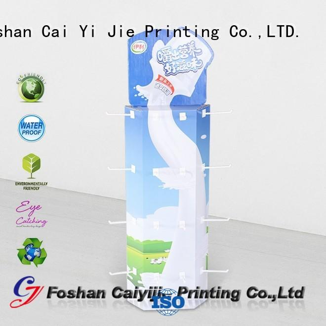 CAI YI JIE sidekick display manufacturer