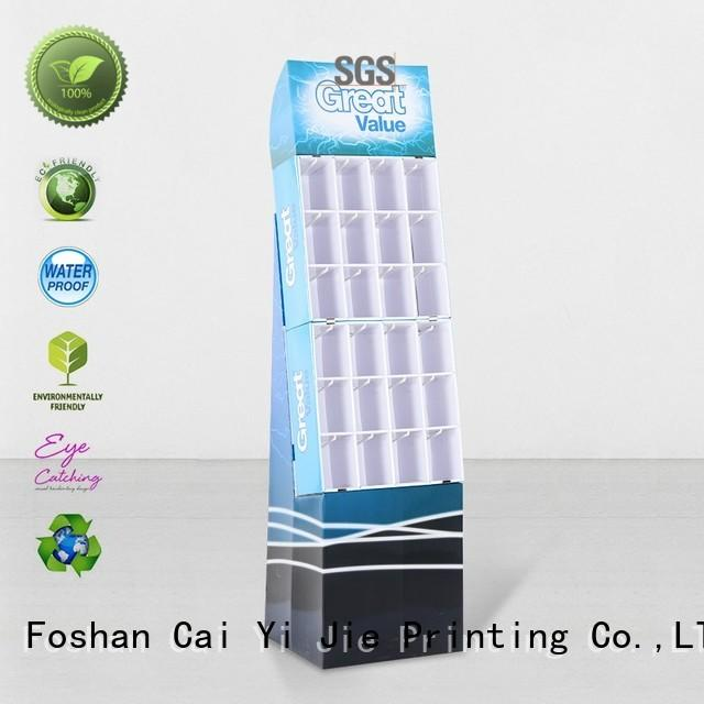 OEM cheap product display stands manufacturer for perfume