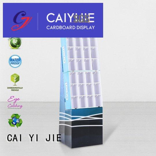Hot counter hook display stand hook hook display stand stands CAI YI JIE