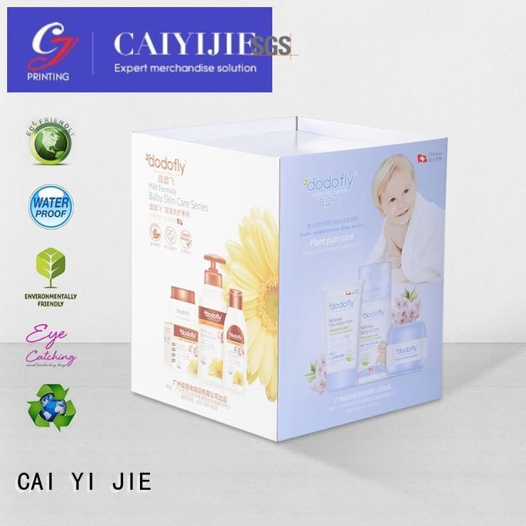 CAI YI JIE Brand dumpbin dumpbin floor factory