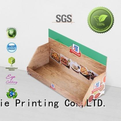 promotional cardboard book display boxes stands boxes for products
