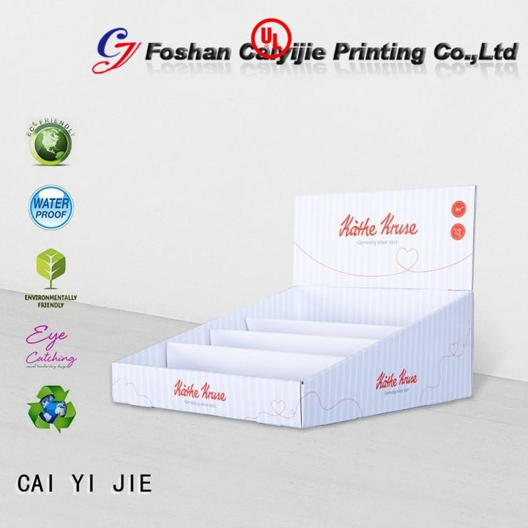 commodity custom cardboard display boxes hot-sale for marketing