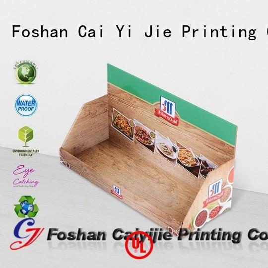 display small cardboard display boxes inquire now for marketing CAI YI JIE