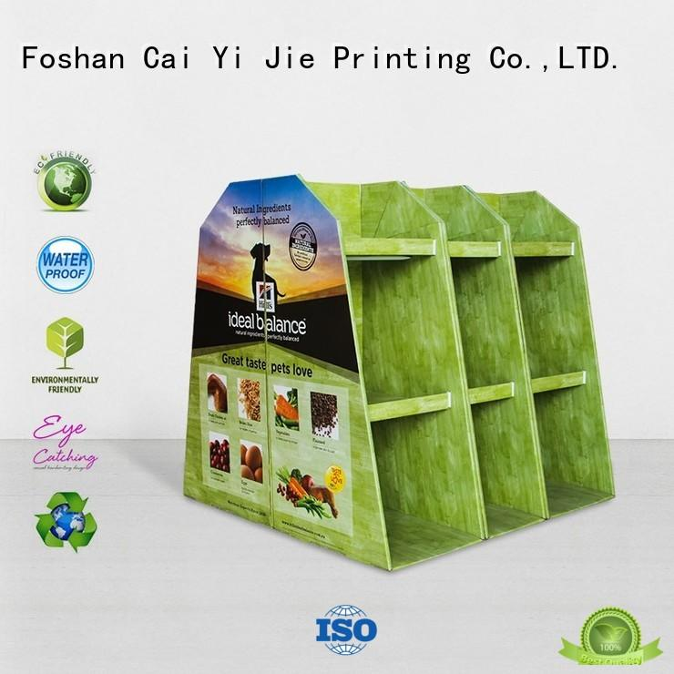 free standing display clip for chain store CAI YI JIE