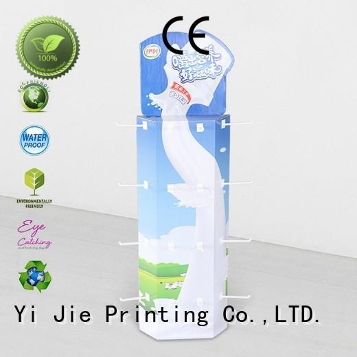 CAI YI JIE power wing display company for goods