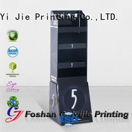 full color hook display stand factory for phone accessories