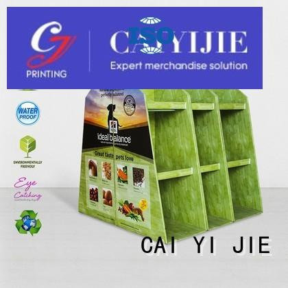 CAI YI JIE marketing cardboard pallet boxes for sale sales for stores
