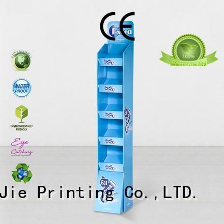 heavy cardboard retail display demo for socket selling