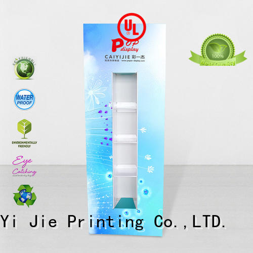 CAI YI JIE at discount custom standee ODM for promotion